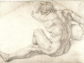agnolo-bronzino-seated-male-nude