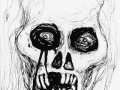 Alice-Neel-Self-Portrait-Skull-1958