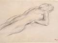 Edgar-Degas_Nude-Woman-Lying-On-Her-Back-1863