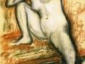 Edgar-Degas_Study-Of-a-Dancer
