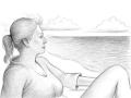 Jeff-Wiener_Lauren-Naples-Beach