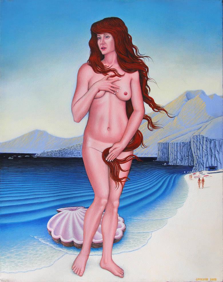 Jeffrey-Wiener_Birth-of-Venus