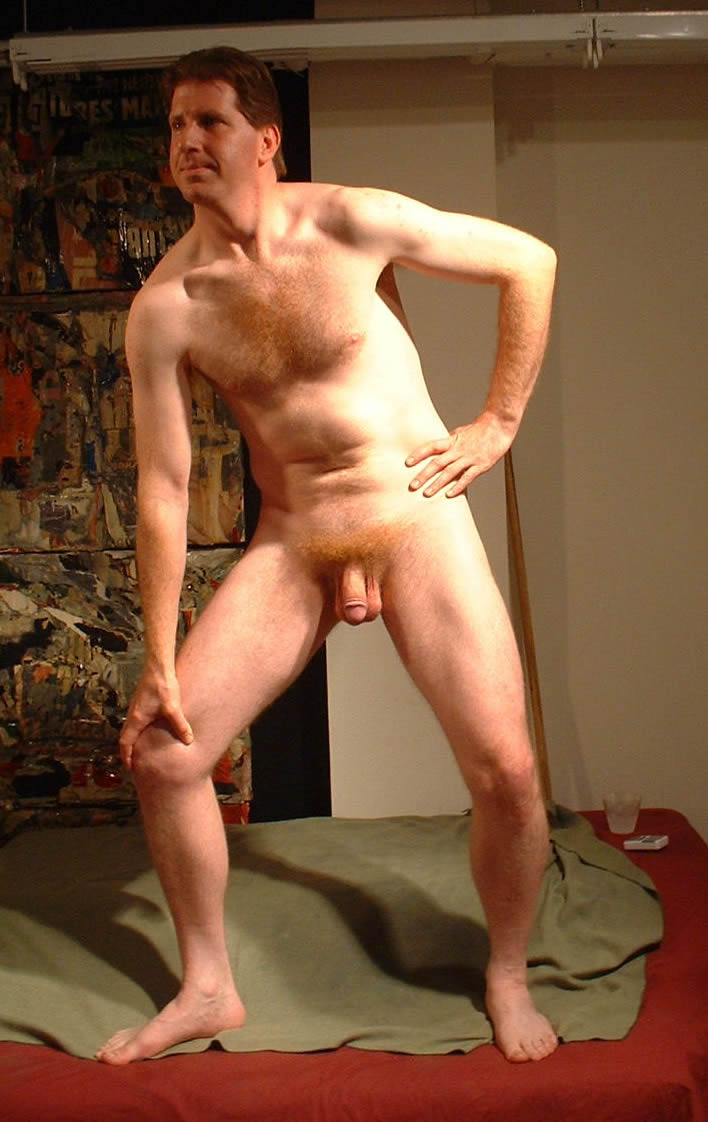 Nude Male Model From Washington, Dc  Thegreatnudetv -4191