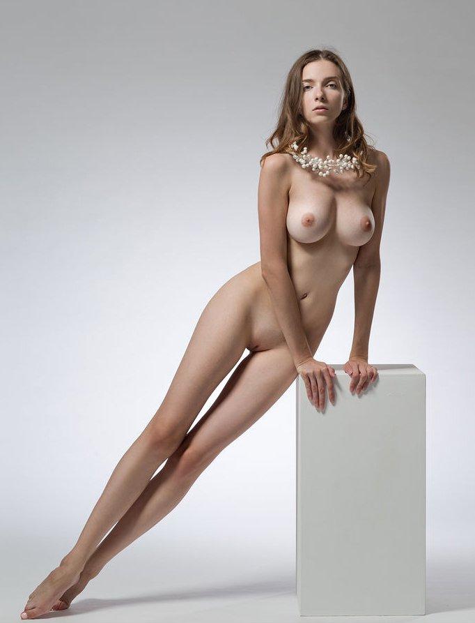 Life Model Long, Lean Female  Promoting Figurative -8648