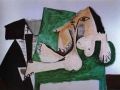 pablo-picasso-nude-queen-of-the-amazons-with-servant-1960
