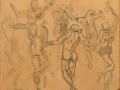 Study-of-Seven-Figures-for-La-Ronde